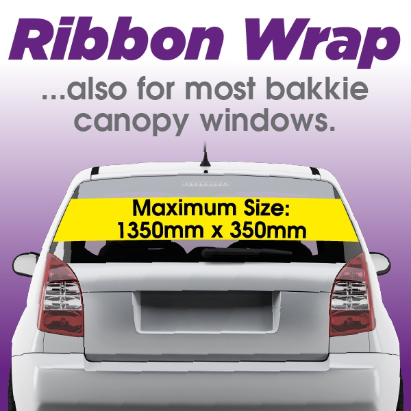 Contravision, Car Window Wrap